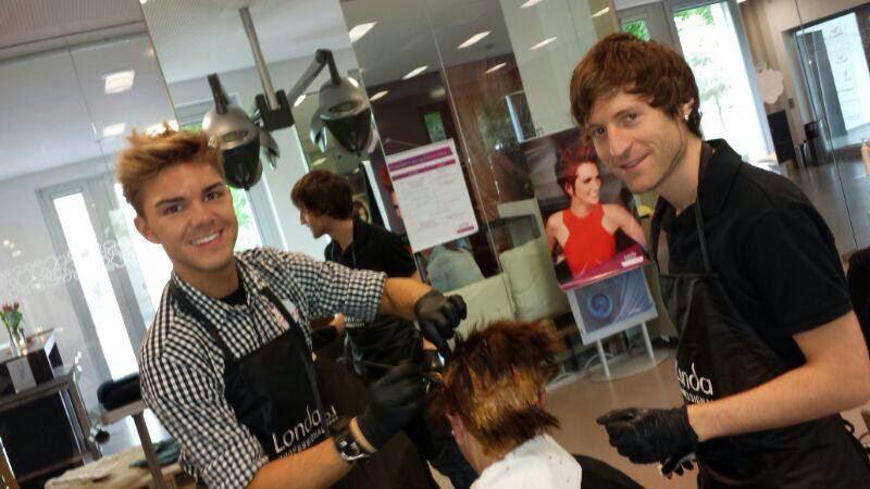 Londa Professional Seminar Haarfarbe in München