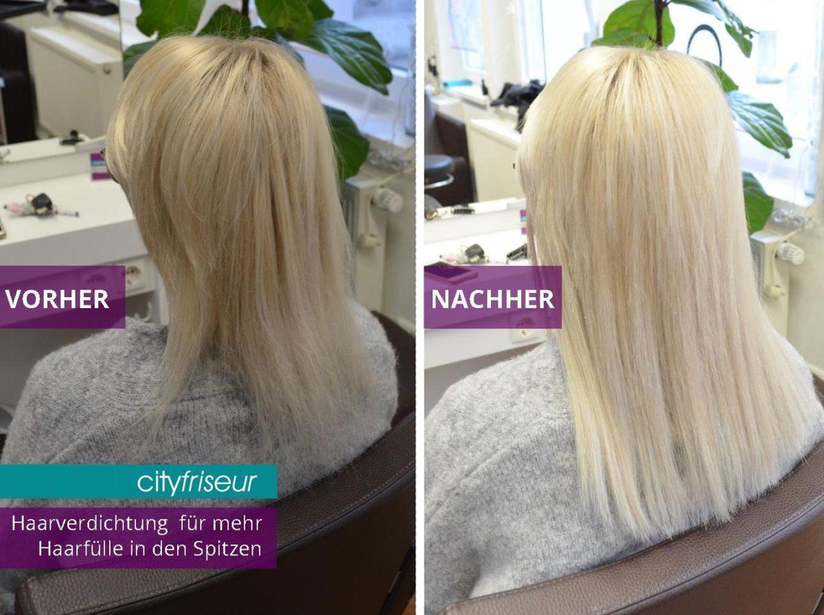 Haarverdichtung – hairtalk Extensions – Friseur in Weiden