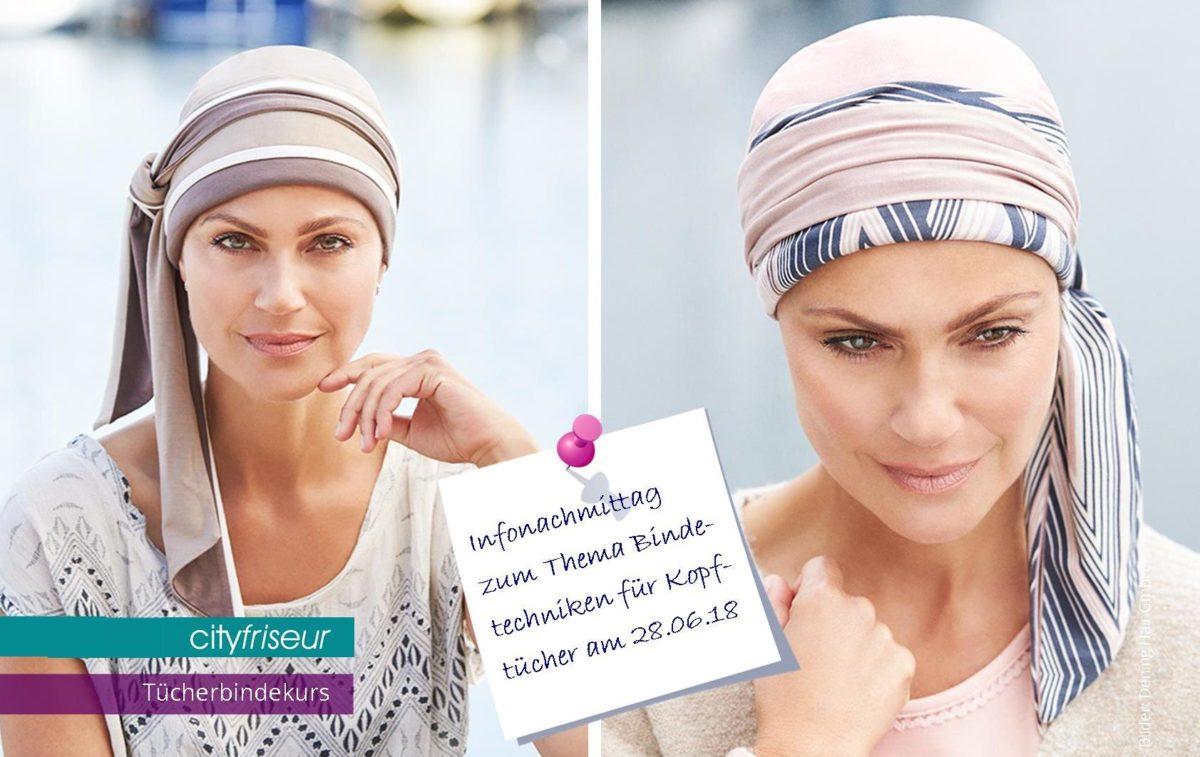 Bindetechniken für Kopftücher